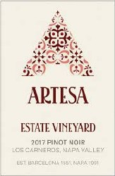 ARTESA PN CARNEROS 750ML