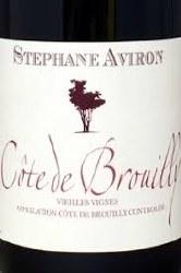AVIRON COTE DE BROUILLY 750ML