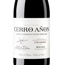 CERRO ANON CRIANZA 750ML