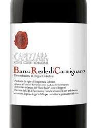CAPEZZANA BARCO REALE 750ML