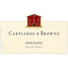 CARTLIDGE & BROWN ZIN 750ML