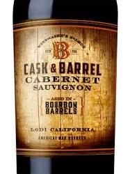 CASK & BARREL CS BOURBON 750ML