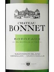 CH BONNET BLANC 750ML