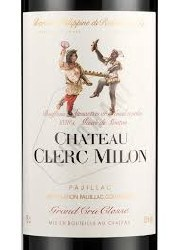 CH CLERC MILON 750ML