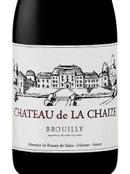 CH DE LA CHAIZE BROUILLY 750ML