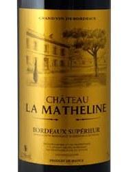 CH LA MATHELINE 750ML