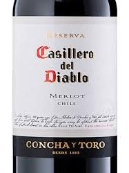 CONCHA Y TORO MRLT DIABLO750ML