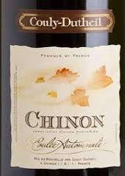 COULY DUTHEIL CHINON 750ML