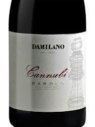 DAMILANO CANNUBI 750ML