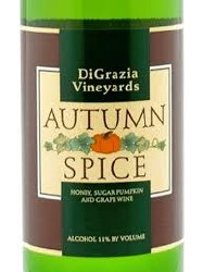 DIGRAZIA AUTUMN SPICE 750ML