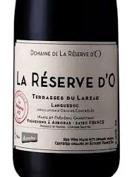DOM DE LA RESERVE D'O 750ML
