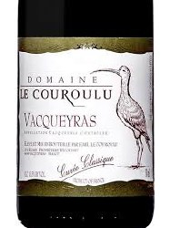 DOM COUROULU VACQUEYRES 750ML