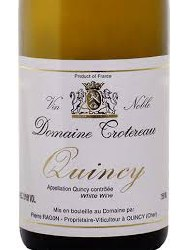 DOM TROTEREAU QUINCY 750ML