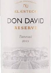 DON DAVID TANNAT RSV 750ML