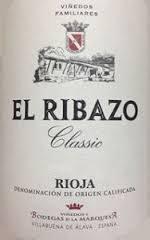 EL RIBAZO CLASSIC 750ML