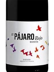 EL PAJARO ROJO MENCIA 750ML