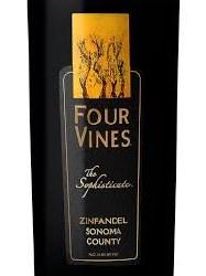 FOUR VINES ZIN SOPHISTICT750ML