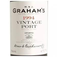 GRAHAM'S 1994 VP 750ML