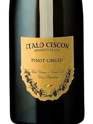 ITALO CESCON PG 750ML