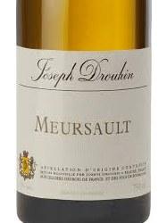 J DROUHIN CH MEURSAULT 750ML
