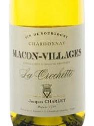 J CHARLET CH MACON VLGS 750ML