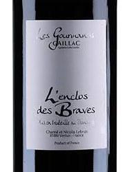 L'ENCLOS DES BRAVES ROUGE750ML