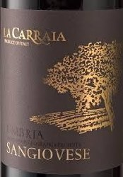 LA CARRAIA SANGIOVESE 750ML