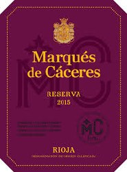 MARQUES CACERES RSV 750ML