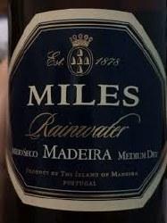 MILES MADEIRA RAINWATER 750ML