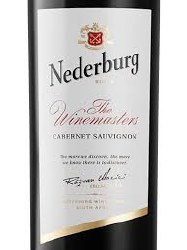 NEDERBERG CS WINEMASTERS 750ML