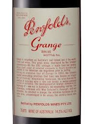 PENFOLDS GRANGE 750ML