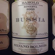 S BOLMIDA BUSSIA RSV 750ML