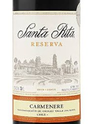 SANTA RITA CARM RSV 750ML