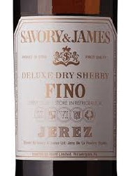 SAVORY&JAMES FINO 750ML