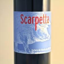 SCARPETTA BARBERA 750ML