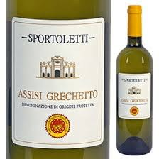 SPORTOLETTI GRECHETTO 750ML