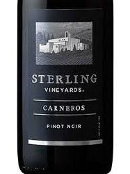 STERLING PN CARNEROS 750ML