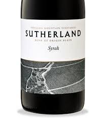 SUTHERLAND SYR 750ML