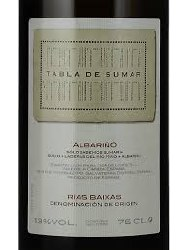 TABLA DE SUMAR ALBARINO 750ML