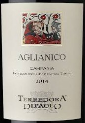 TERREDORA AGLIANICO 750ML