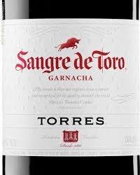 TORRES SANG DE TORO GRNC 750ML