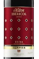 TORRES IBERICOS CRIANZA 750ML