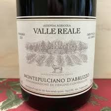 VALLE REALE MD'A POPOLI 750ML