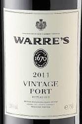 WARRE'S 2011 VP 375ML