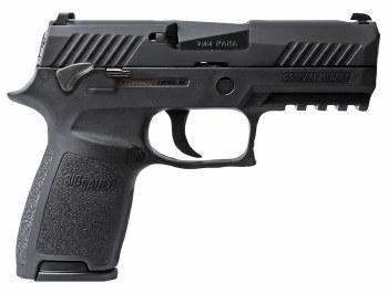 Sig P320C 9mm w/Safety