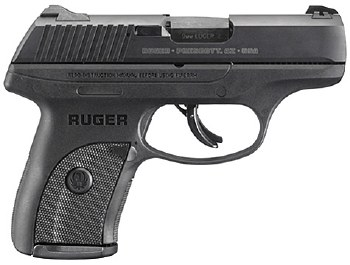 """Ruger LC9S Pro 9mm 7+1 3.1"""""""