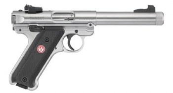 Ruger Mark IV Target Threaded