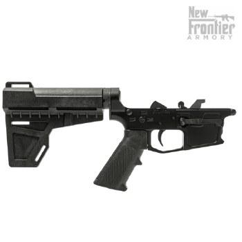 NFA 9mm Pistol Lower Complete
