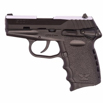 SCCY CPX-1 Black 9mm 10+1