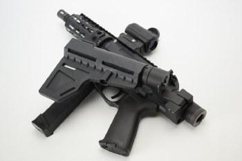 DFA 9mm Stk Kit Left Fold